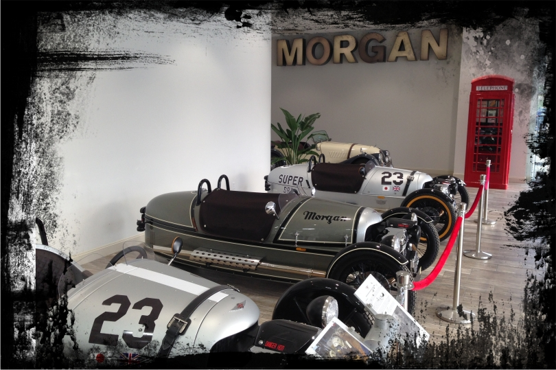 Morgan of morgantown morgan dealer in west virginia for University motors morgantown west virginia