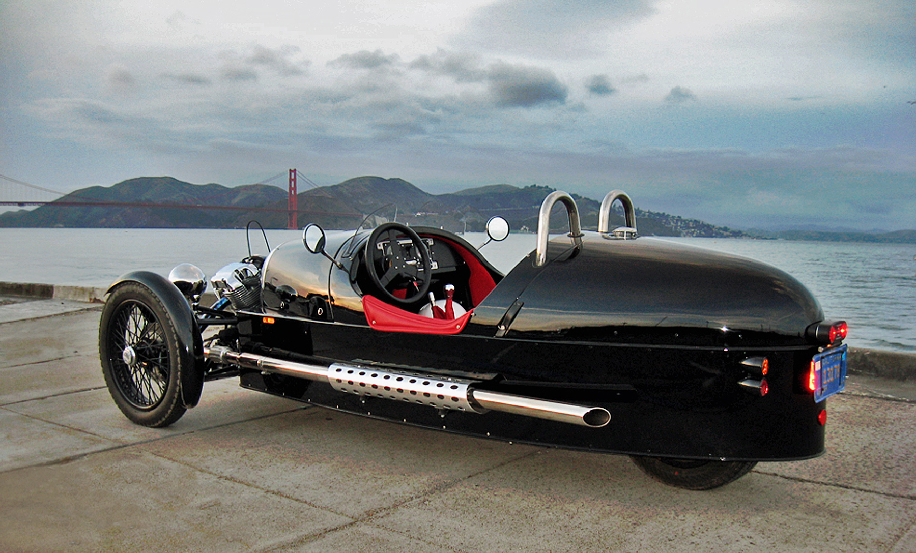 Can Morgan Cars Be Imported To The Us