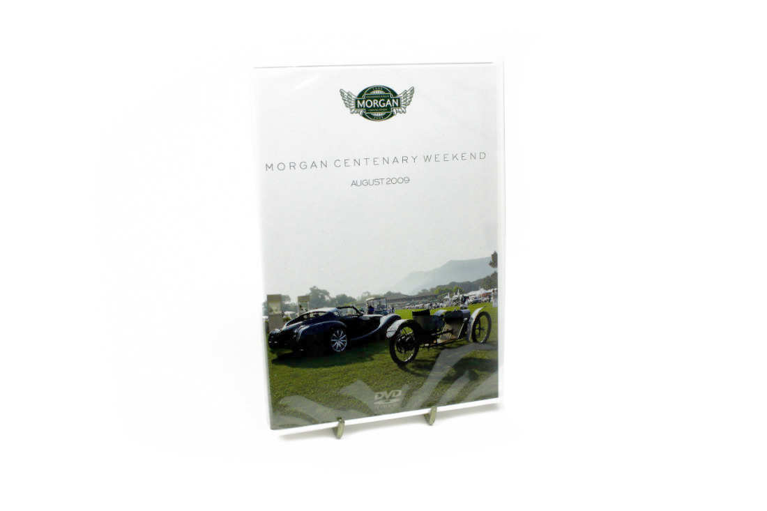Morgan Centenary Weekend DVD-0