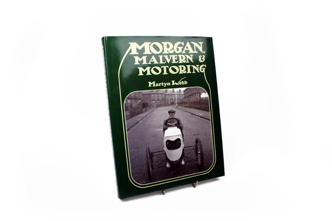 Morgan, Malvern and Motoring Book-0