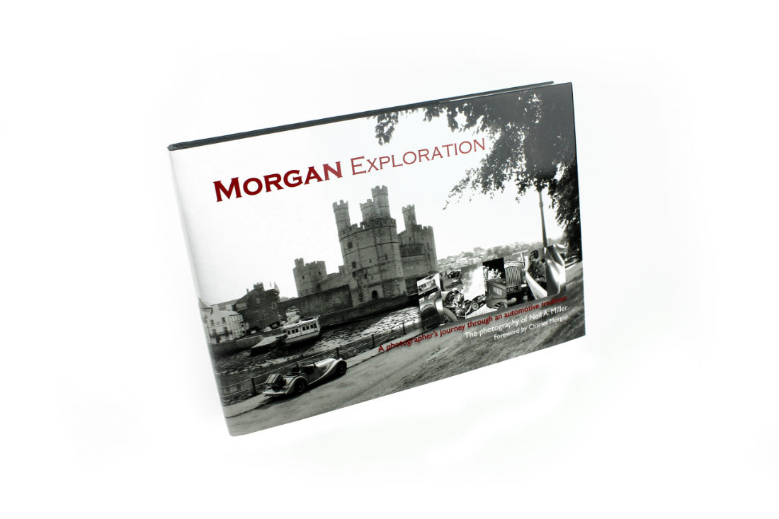 Morgan Exploration A photographer's journey through an automotive tradition Book-0