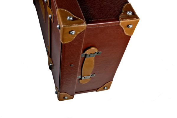 Leather Suitcase-2451
