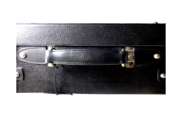 Leather Suitcase-2456
