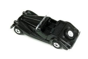 Tomy Model - Black-0