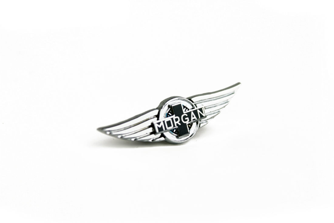 Lapel Badge - New Wings (Small)-0