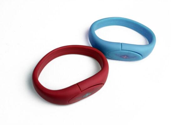 4GB Silicone Wristband Memory Stick-0
