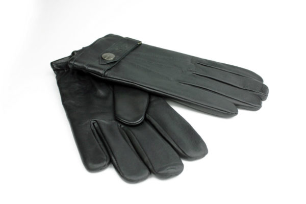 Morgan Thinsulate 3-Wheeler Leather Gloves-752