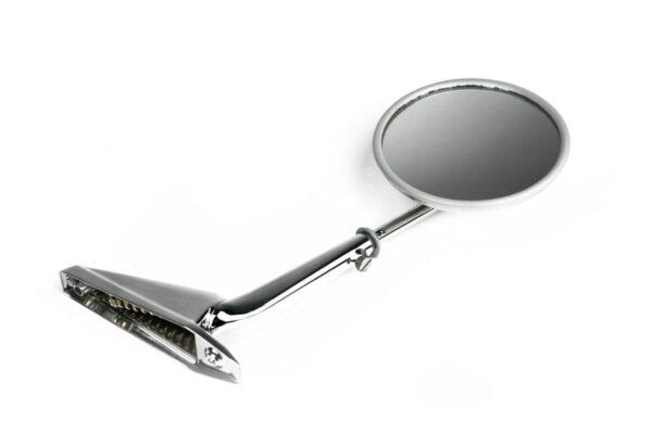 Door Mirror Round - LH Convex - Morgan-0