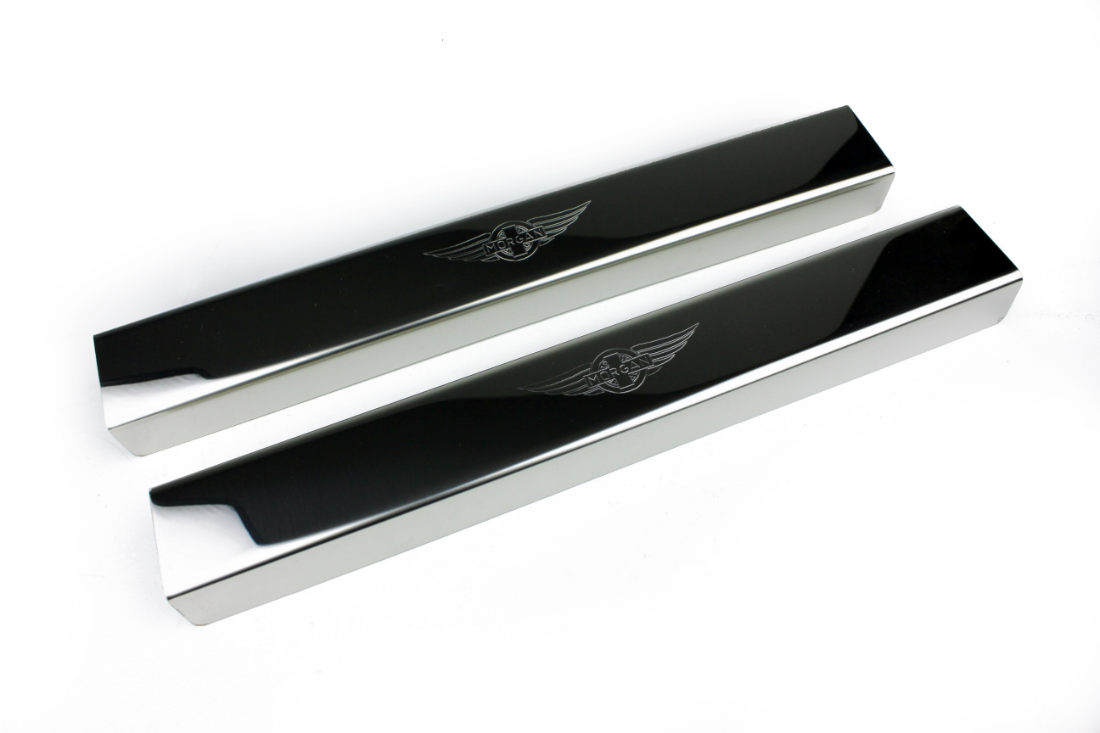 Chassis Rail Covers (New Morgan Wings) 3.7ltr V6-0