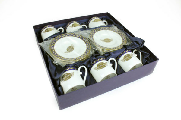 Centenary Coffee Cup Set-703