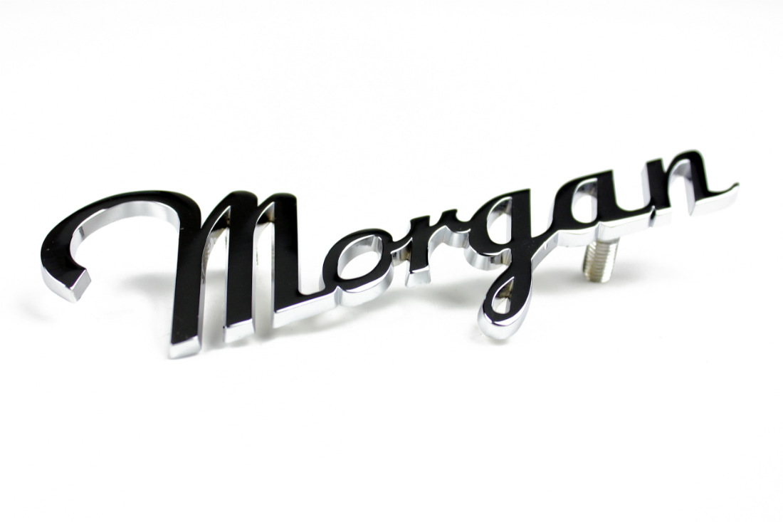 Morgan Script Badge-0