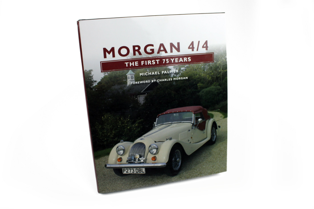 Morgan 4/4 The First 75 Years-0