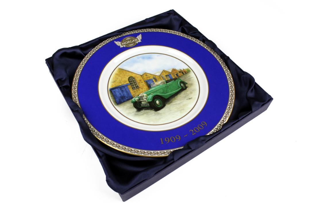 Centenary Plate (Flat Rad)-0