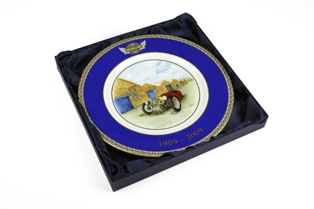 Centenary Plate (3-Wheeler)-0