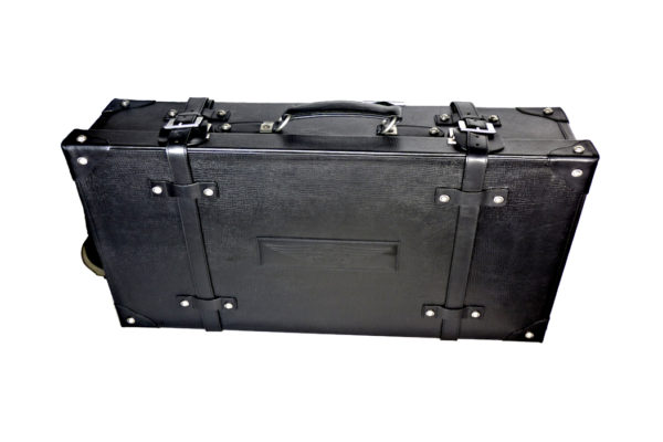 Leather Suitcase-2455