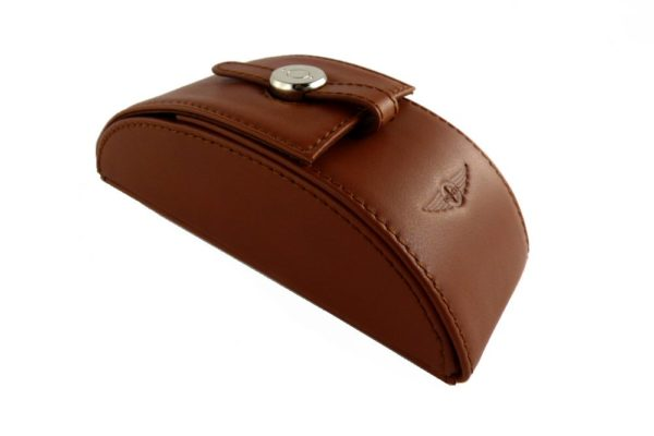 Leather Glasses Case-2430