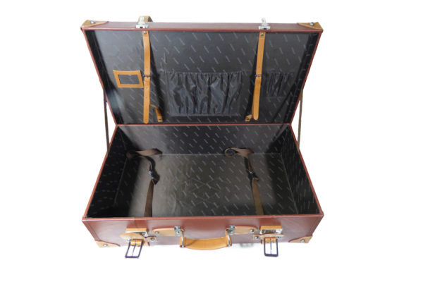 Leather Suitcase-3244