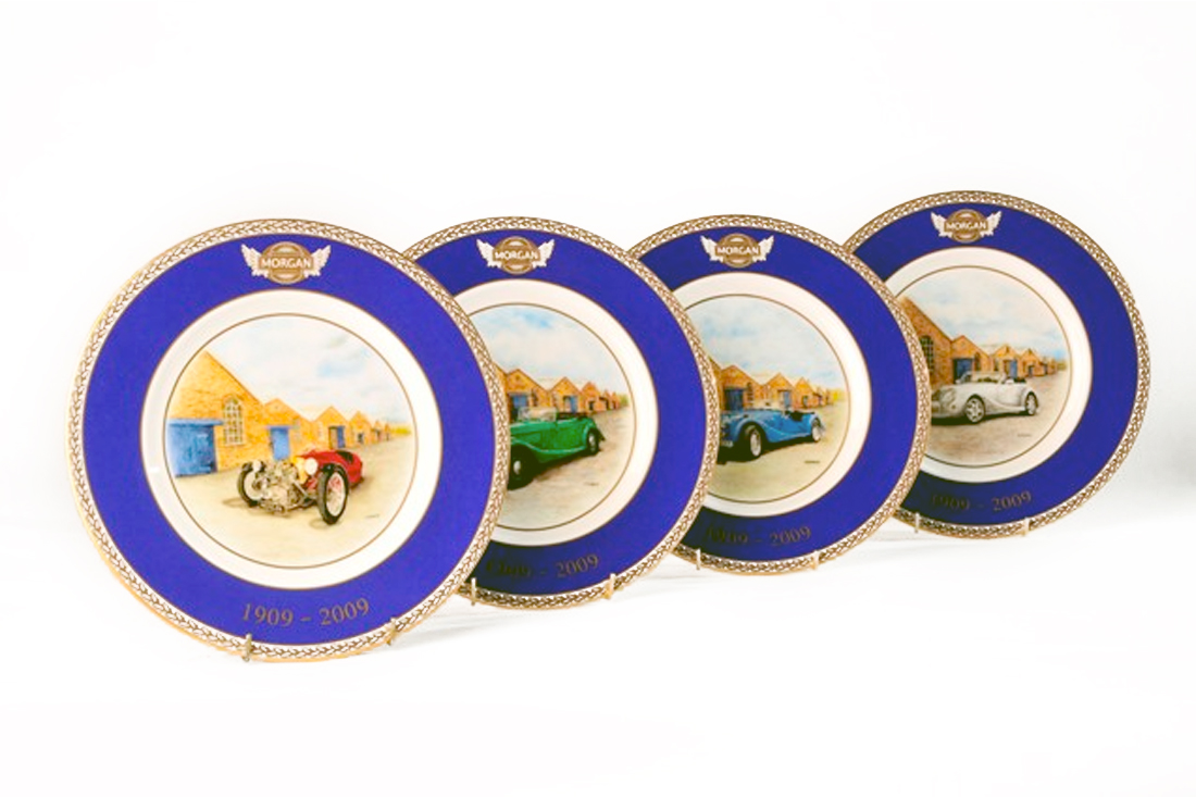 Centenary Plate (Set of 4)-0