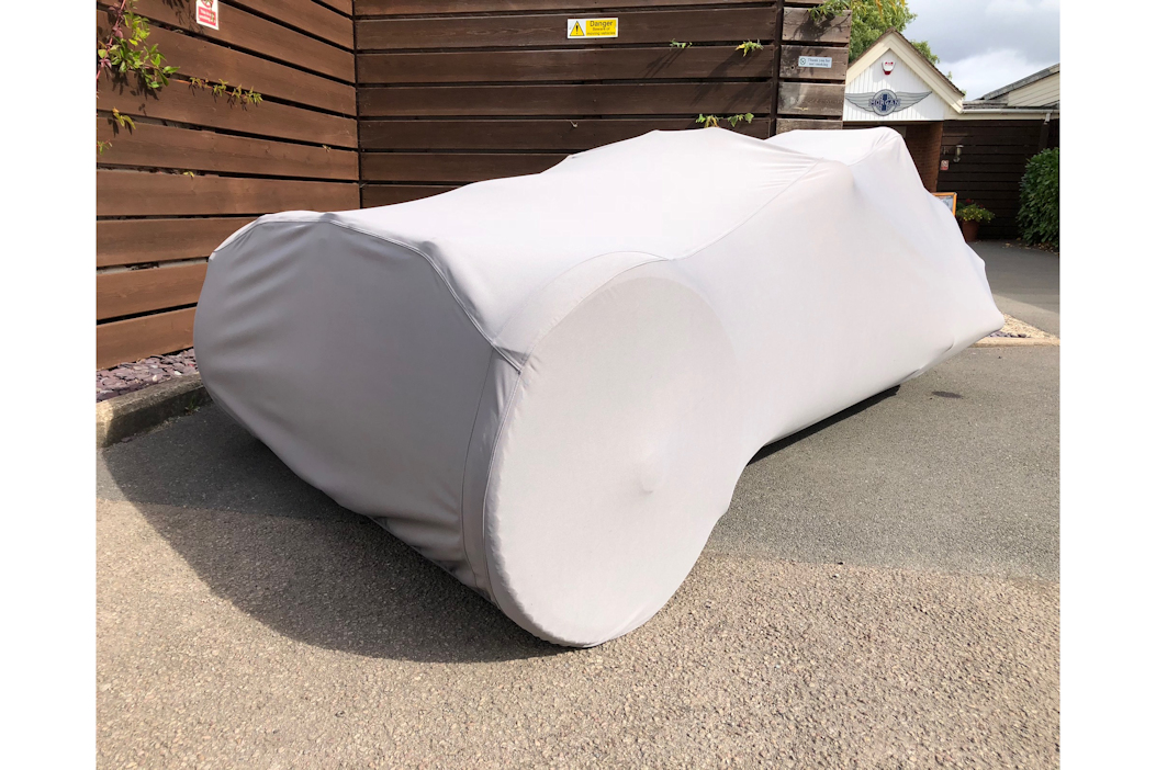 Car Cover 3-Wheeler (Outdoor)-0