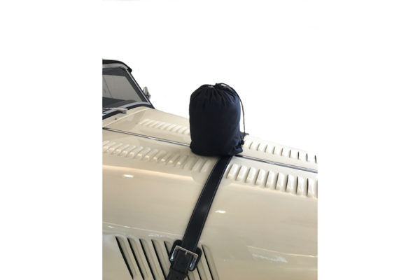 2 Seater Storm/Hood Cover-3923