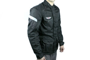 Spada Textile Jacket - Morgan 3-Wheeler-0