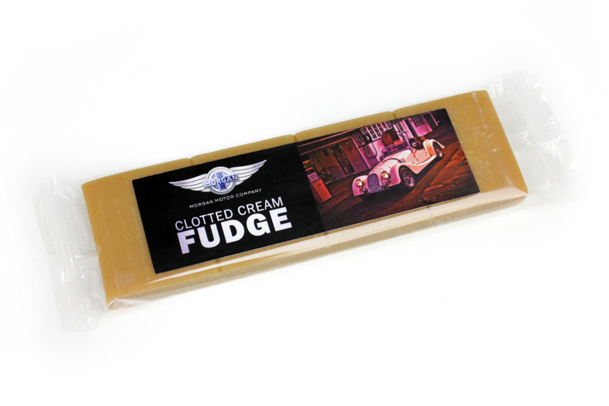 Clotted Cream Fudge - Bar-0