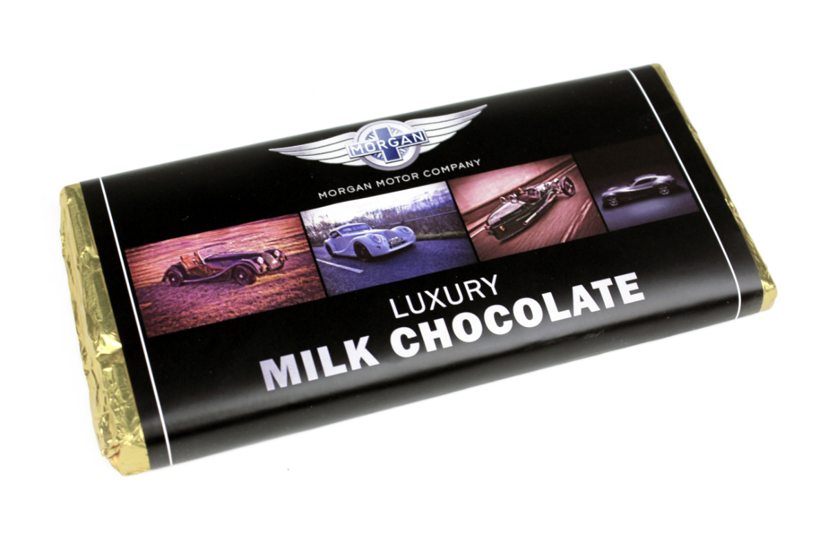 Luxury Milk Chocolate Bar-0