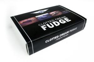 Clotted Cream Fudge - Box-0