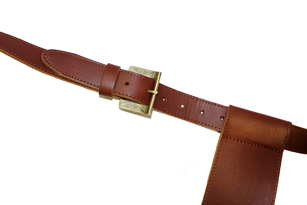 Leather Luggage Strap-0