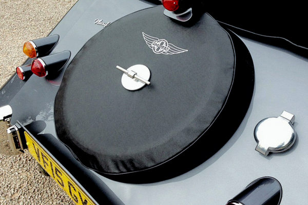 Spare Wheel Cover - Twillfast-0