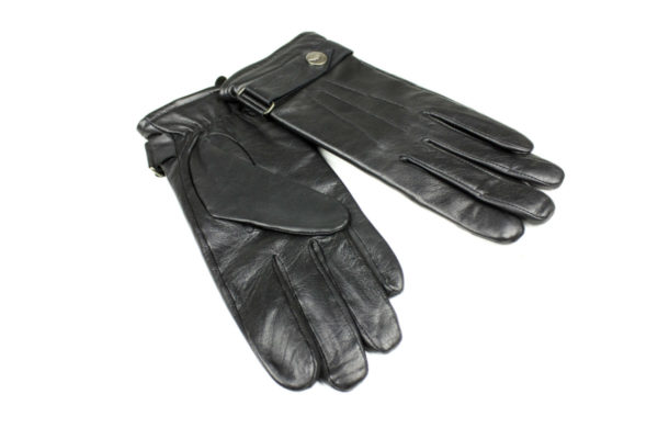 Morgan Thinsulate Leather Driving Gloves-1549