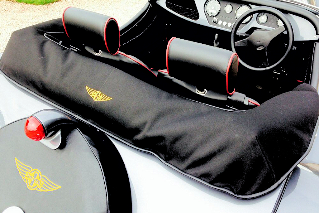 Easy-up Hood Cover - Twillfast-0
