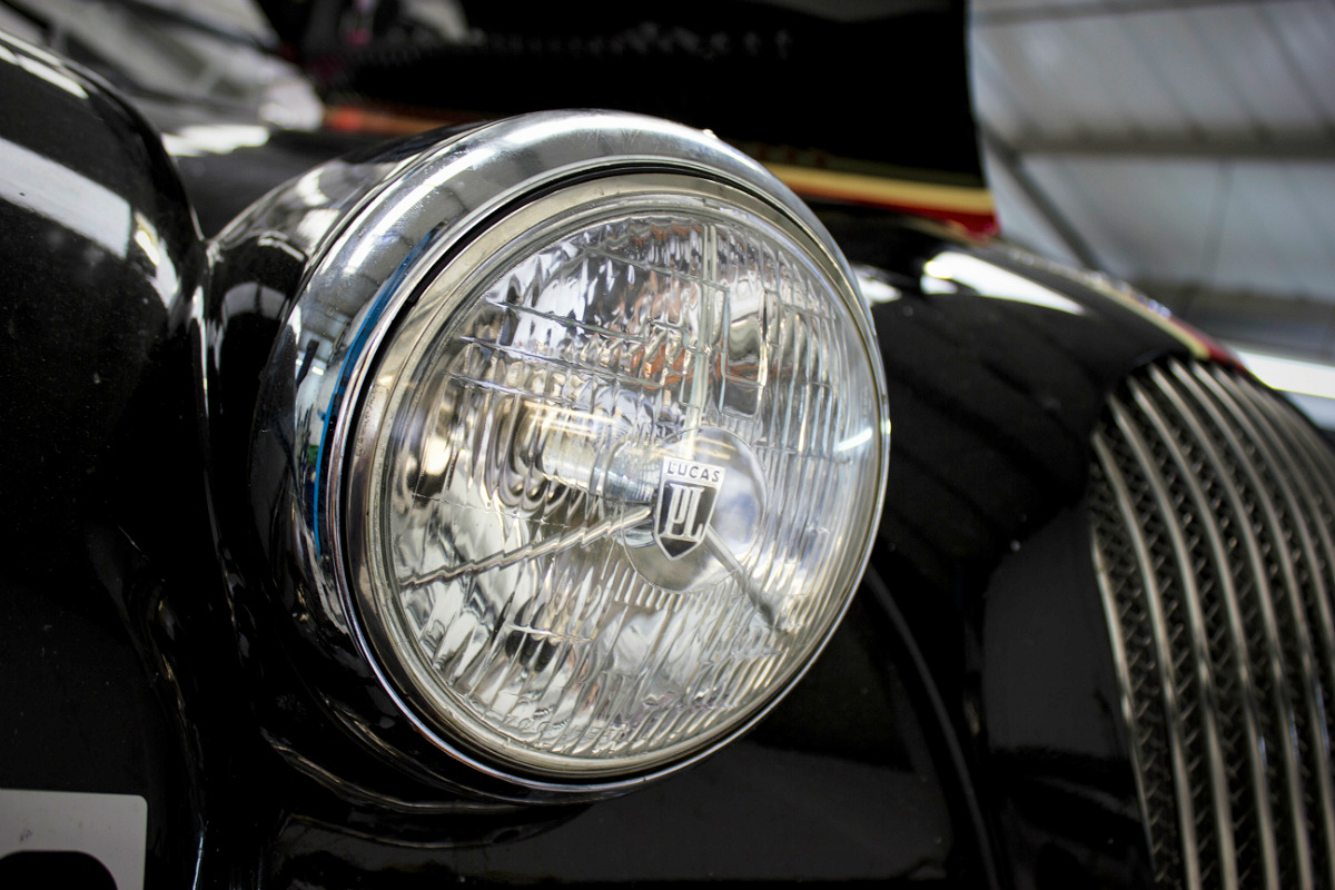 Lucas Tribar Headlight - RHD-0