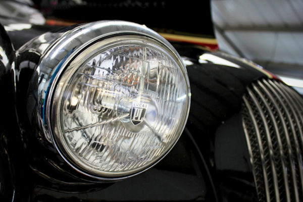 Lucas Tribar Headlight - LHD-0