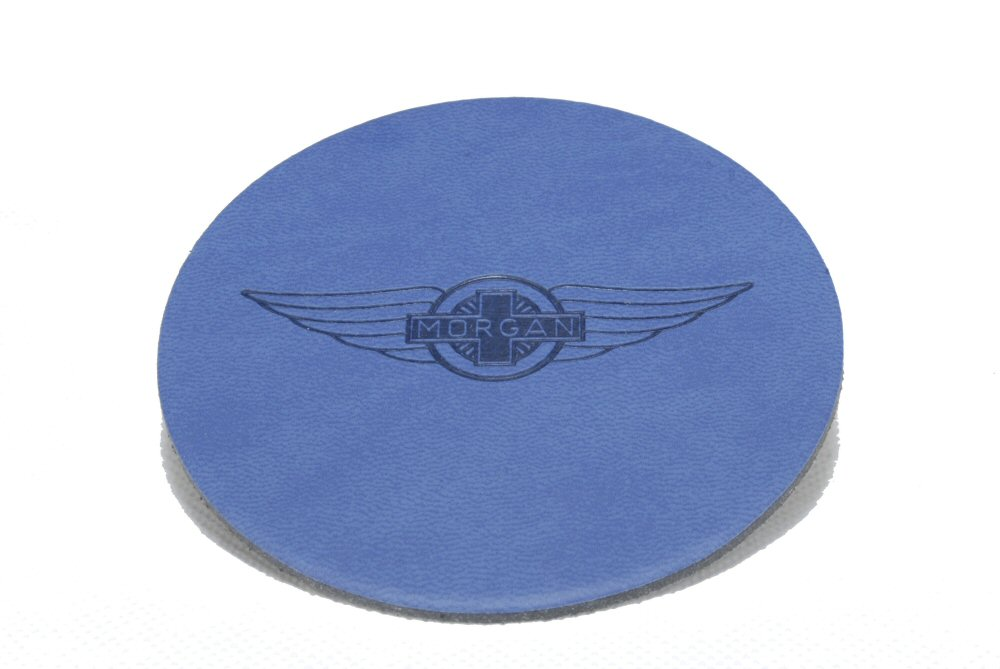 Morgan Blue Luxor Coaster-Round-0