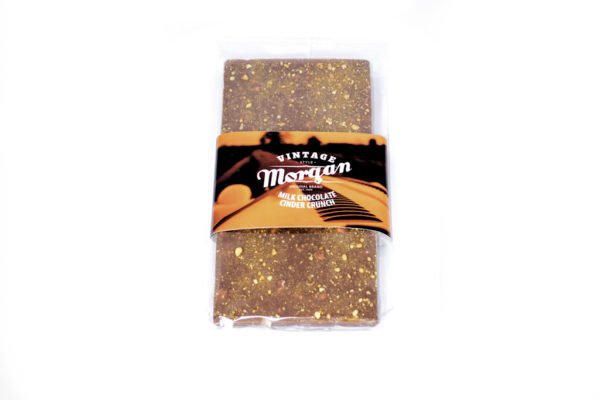 Morgan Milk Chocolate Cinder Crunch Slab-0
