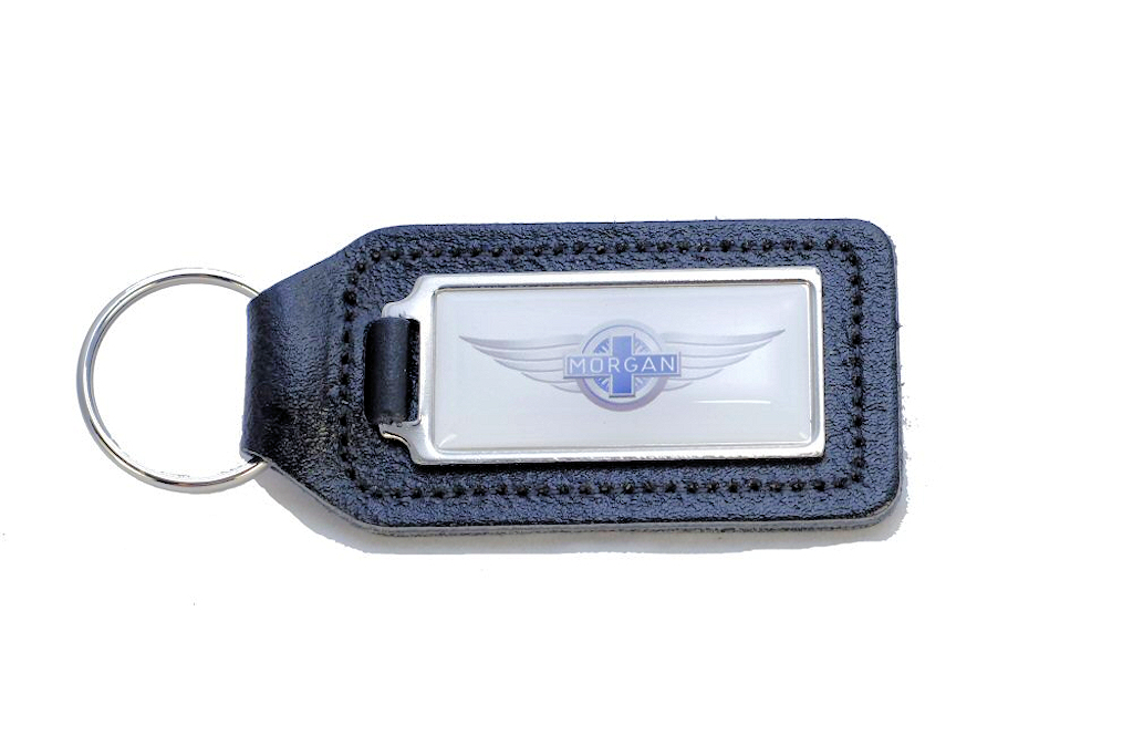 Leather Key Fob-0