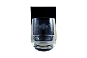 Verona Lead Crystal Whisky Glass-0