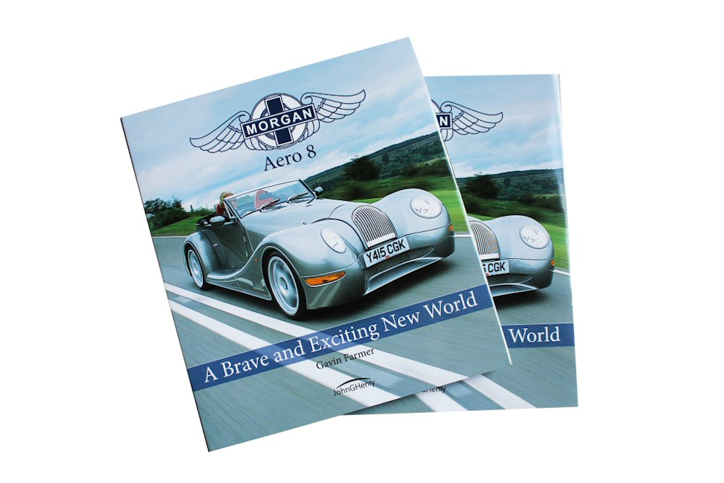 Morgan Aero 8 - A Brave New World - By Gavin Farmer-0