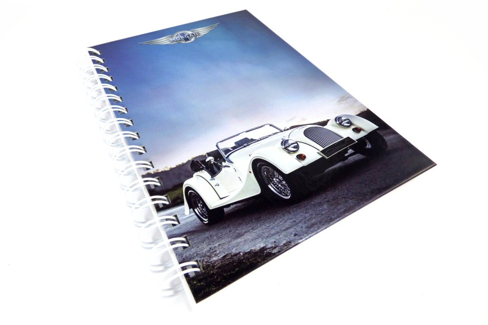 Morgan A5 Hardback Notepad-0