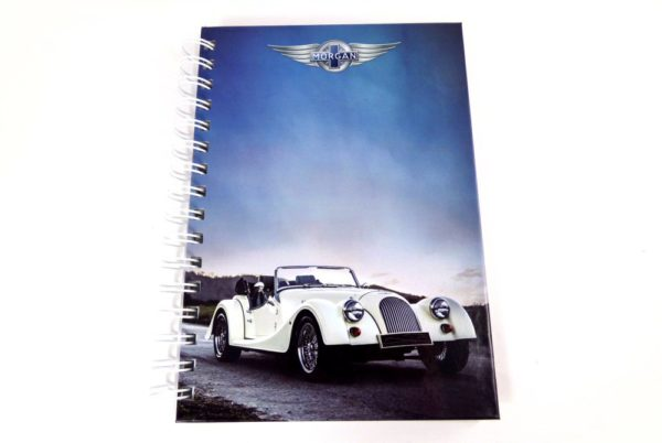 Morgan A5 Hardback Notepad-2419
