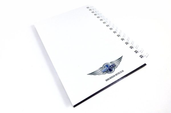 Morgan A5 Hardback Notepad-2418