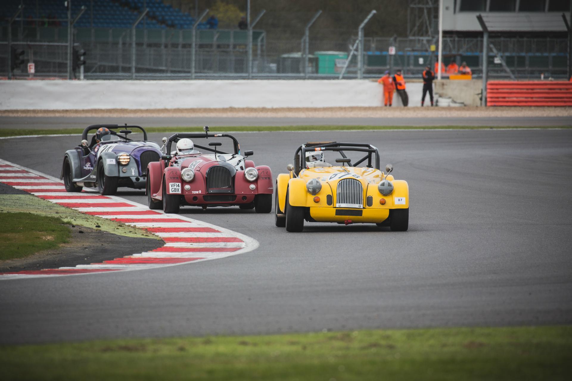 AR Motorsport Morgan Challenge 2016 - Silverstone