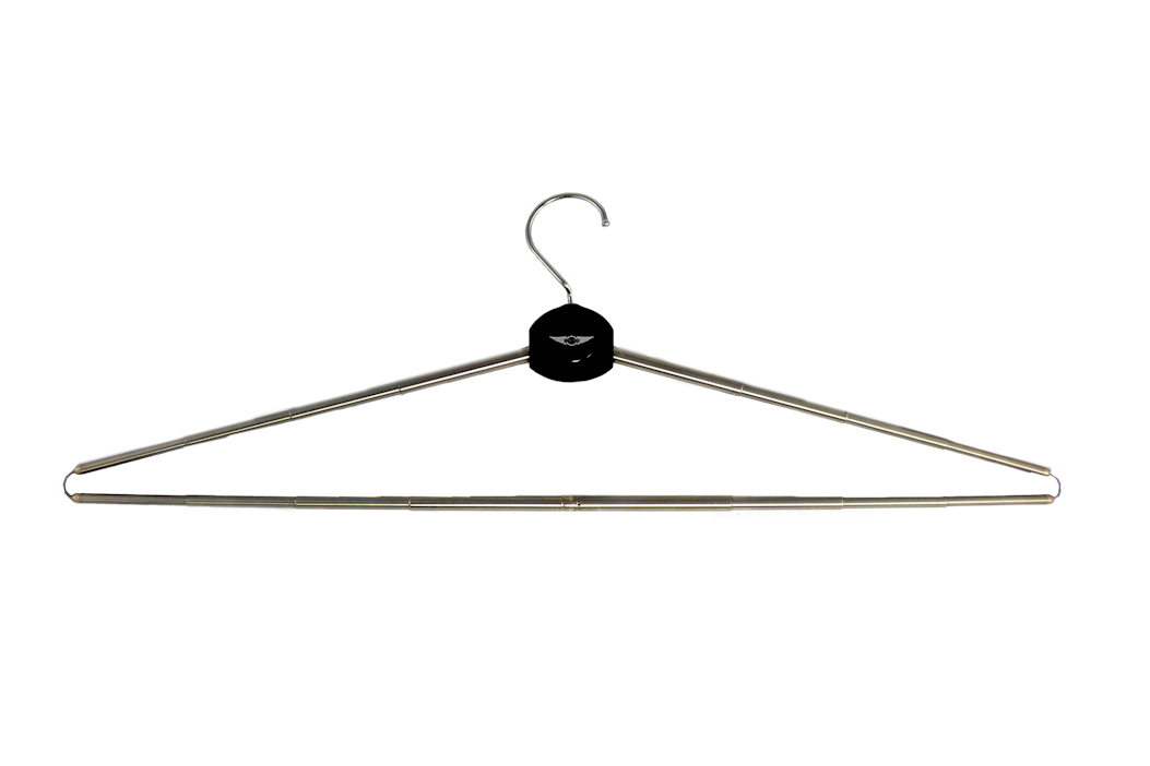 Morgan Folding Travel Coat Hanger-0