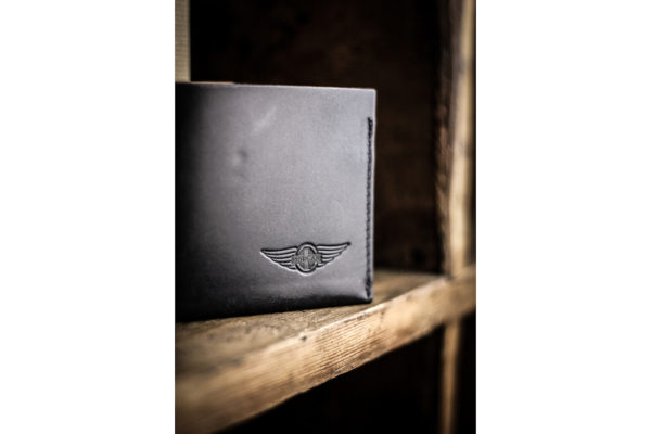 Four Card Wallet Navy - Cherchbi-3335