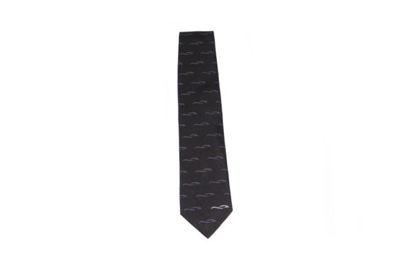 Morgan Silk Tie - Morgan Design logo-2883