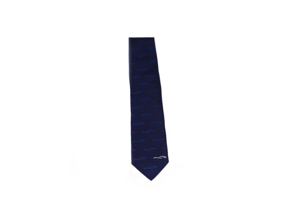 Morgan Silk Tie - Morgan Design logo-2885