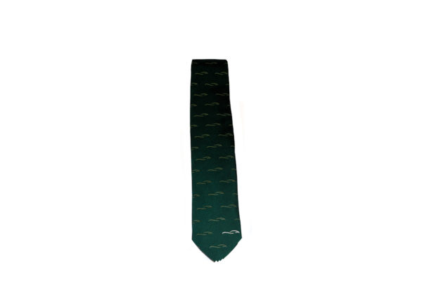Morgan Silk Tie - Morgan Design logo-2886