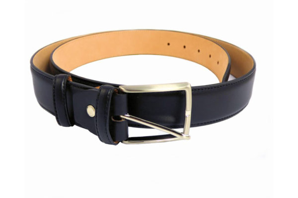 Morgan Design Mens Belt - Black-0