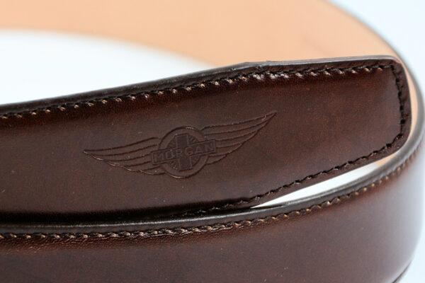 Morgan Design Mens Belt - Brown-2873